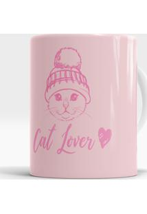 Caneca Winter Cat