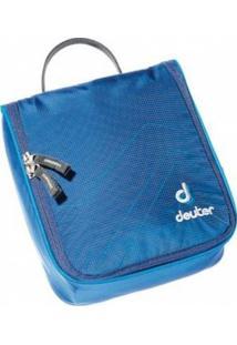 Necessaire Para Viagem Wash Center I Azul Leve E Compacta - Deuter