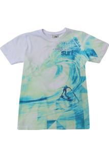 Camiseta Surf Malwee - Masculino