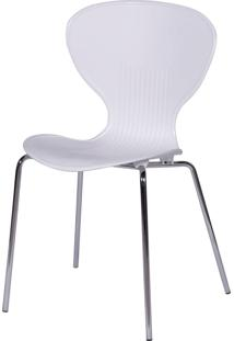 Cadeira Flash Branco Or Design - Branco - Dafiti
