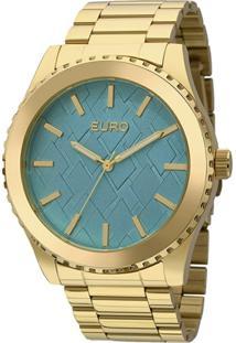 948fd5e2cef Netshoes. Relógio Aço Analógico Urbano Feminino Bano U2 Fashion ...
