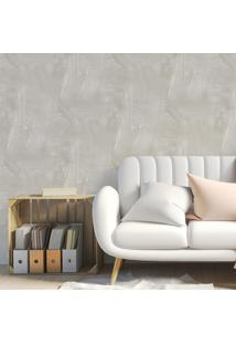 Papel De Parede Stickdecor Adesivo Cimento Queimado Grafiato 3Mt A 1,00Mt L