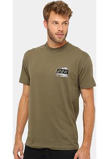Camiseta Dgk Love Of The Streets Masculina - Masculino