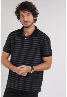 Camisa Pólo Poliester Reserva masculina  72b077821acf5