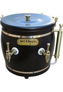 Chopeira Ébano 2 Torneiras - Art Chopp