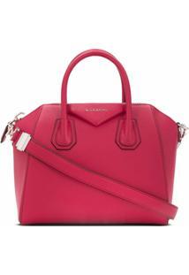 Givenchy Bolsa Tote Antigona Pequena - Rosa