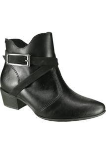 Bota Feminina Ramarim Ankle Boot