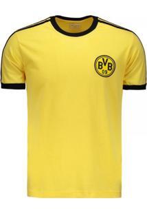 Camiseta Masculina Retro Mania Borrusia Dortmund 1989