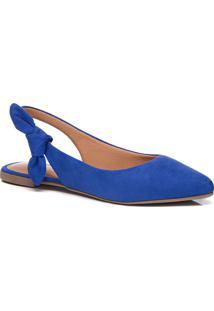 Sapatilha Feminino Milano Azul 10513