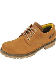 Sapato Beeton Walker401N Caramelo