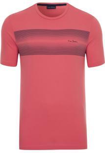 Camiseta Silk Goiaba Plus