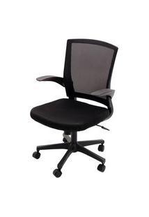 Cadeira Office Flex Com Encosto Em Tela - 25906 25906