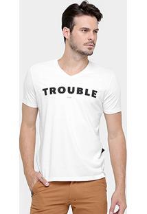 Camiseta Ellus Trouble - Masculino