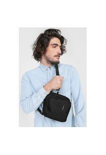 Bolsa Rvca Shoulder Bag Utility Pouch Preta