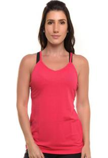 Regata Sandy Fitness Fresh Sugar - Feminino-Pink