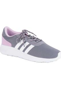e7eec20a8cf Tênis Adidas Cinza feminino