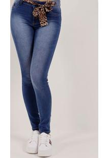 111533693 Calça Azul Grande feminina | Starving