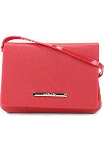 Bolsa Petite Jolie One Mini Bag Feminina - Feminino-Vermelho