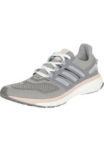 Tênis Adidas Performance Energy Boost 3 Cinza