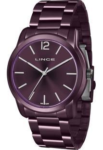 Relogio Lince - Lrv4449L U2Ux