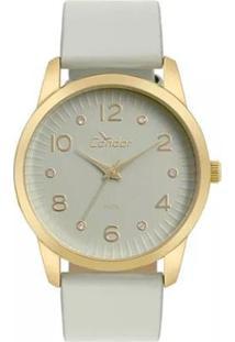 Relógio Feminino Condor Co2035Kwe/2C - Unissex-Dourado