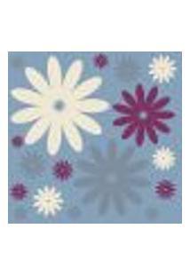 Papel De Parede Autocolante Rolo 0,58 X 3M - Floral 16