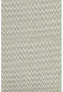 Tapete Sisllê Liso Iv Retangular Polipropileno (133X190) Clean
