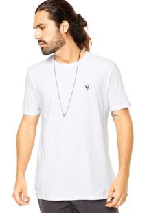 Camiseta Vr Básica Touchê Branca