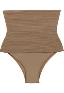 Calcinha Cinta Modeladora Dukley Lingerie Plus Size Feminina - Feminino