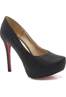Sapato Zariff Shoes Numeração Grande Preto