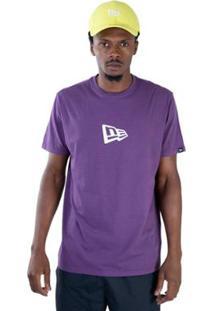 Camiseta Branded New Era Masculina - Masculino-Roxo