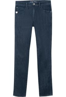 Calça John John Olinda Masculina (Jeans Escuro, 36)