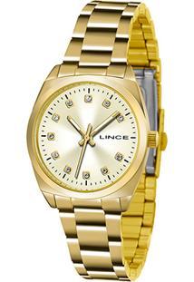 Relógio Lince Analógico Lrgh035Lc1Kx Feminino - Feminino
