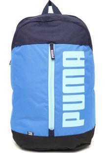 Mochila Puma Pioneer Backpack Ii Azul-Marinho