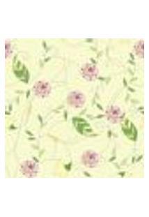 Papel De Parede Autocolante Rolo 0,58 X 5M - Floral 510