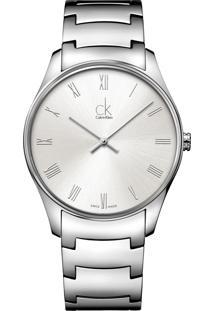 Relógio Calvin Klein K4D2114Z Prata