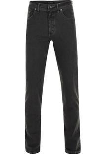 Calça Jeans Denimix - Masculino-Preto