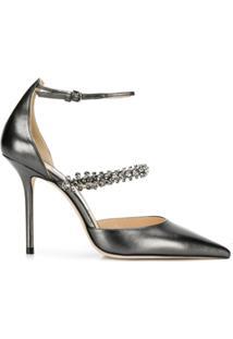89fa3a9818 Sapato Cinza Jimmy Choo feminino