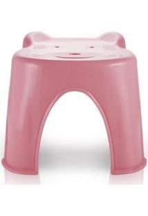 Banquinho Jacki Design Ayj17255-Rs Rosa Unico