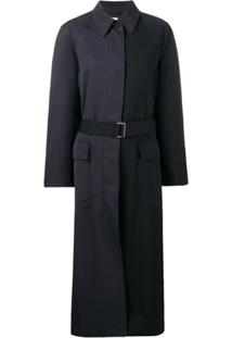 3.1 Phillip Lim Trench Coat Oversized - Preto