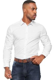 Camisa Forum Smart Branca
