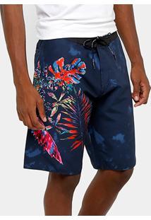 Bermuda D'Água Calvin Klein Ck Iowa Look Masculina - Masculino