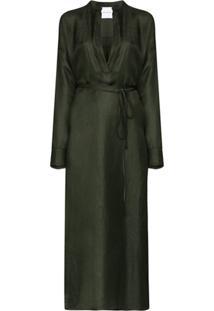 Bondi Born Vestido Longo - Verde