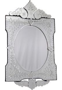 Espelho Veneziano Bisotado Decorativo Sala Quarto Als 38