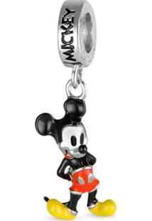 Pingente Life Mickey Colorido