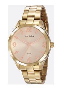 Relógio Feminino Mondaine 76728Lpmvde1