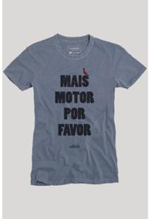Camiseta Reserva Mais Motor Masculina - Masculino