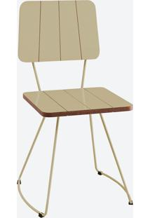 Cadeira Costela Fendi
