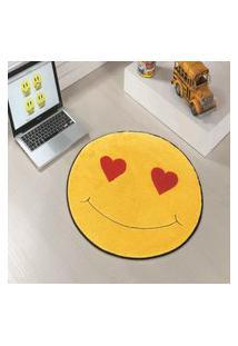 Tapete Premium Emotion Apaixonado- Amarelo 65 Ø
