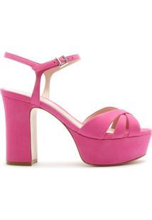 Sandália Meia Pata Carrie Pink | Schutz